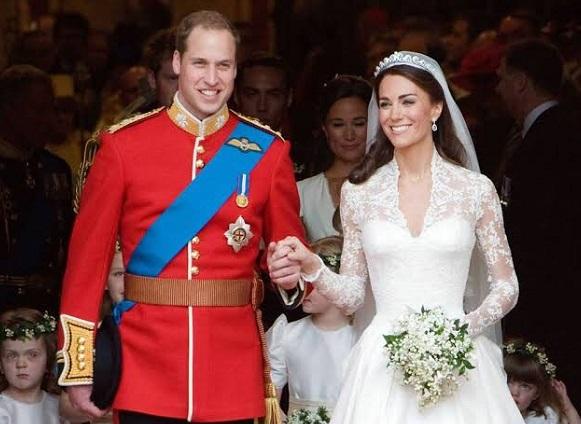 5 Tradisi Pernikahan Kerajaan Inggris Ini Wow Banget...