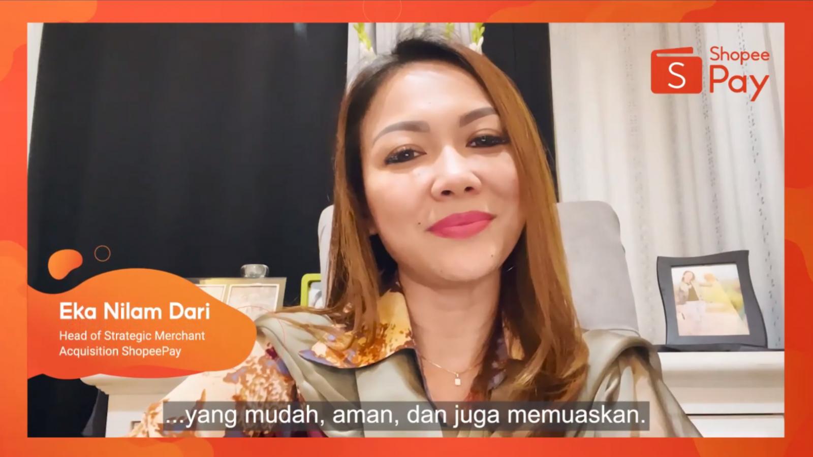 """Foto: Acara ShopeePay Talk """"Tangkap Peluang Ramadan, Raih Kemenangan"""""""