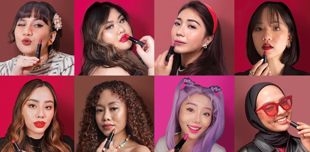 Revlon Kenalkan 8 Varian Lipstik Sesuai Karakter Perempuan, foto: PR Revlon