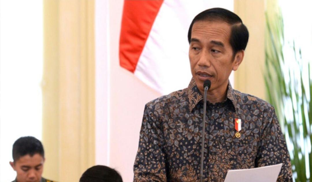 Presiden Jokowi. Foto: Biro Pers Kepresidenan