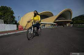 Negara Ambil Alih TMII dari Tangan Yayasan Keluarga Soeharto. Foto: Antara