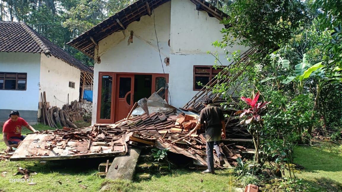 Gempa Selatan Malang Disebut Mengulang Gempa Jatim Tempo Dulu. Foto: BNPB