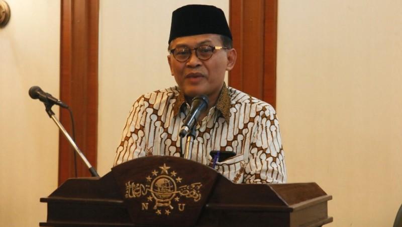 Akademisi Nahdlatul Ulama (NU)Ahmad Suaedy. Foto: NU Online