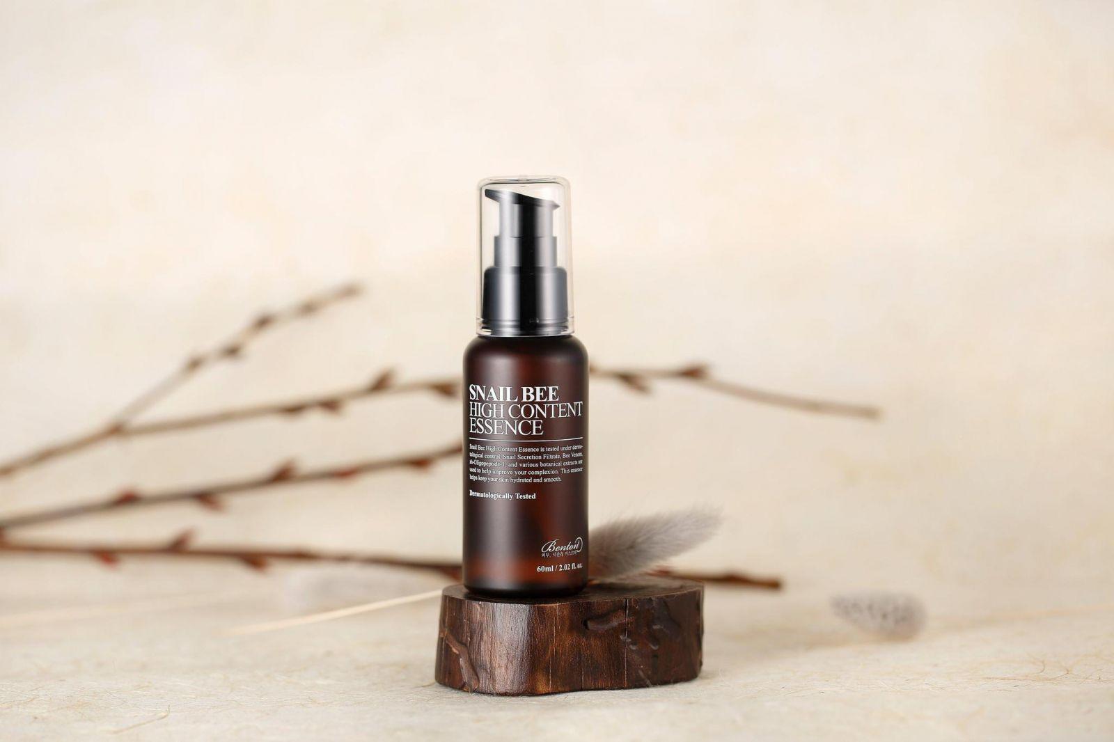 Kandungan Lendir Siput pada Essence Benton Bikin Kulit Kenyal. Foto: Skin Library