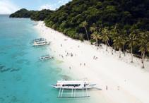Destinasi Filipina salah satu terbaik di dunia versi Forbes. Foto: FleishmanHillard