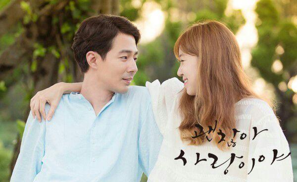 Drama Korea It's Okay, That's Love. Foto: Soompi