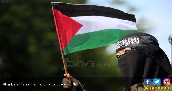 Pesan Demokrat untuk Dunia: Jangan Pernah Lelah Bantu Palestina