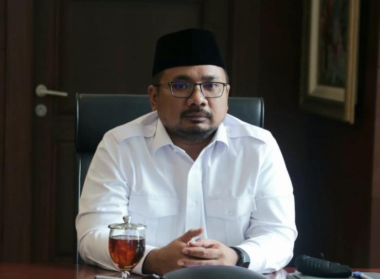 Pernyataan Menohok Gus Yaqut Tanggapi Kritik Usulan Doa. Foto: Instagram Menag Yaqut