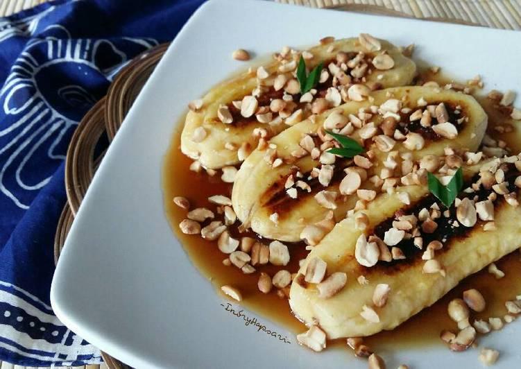pisang epe nikmat dari Mamuju. (Foto: Indry Hapsari)