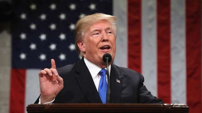 Donald Trump. Foto: Pixabay