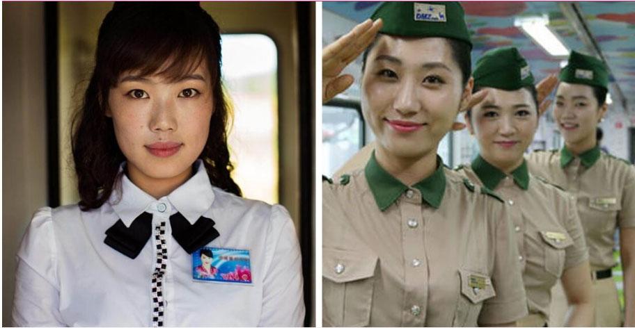 Makeup Korea Selatan vs Korea Utara, Cantik Mana?