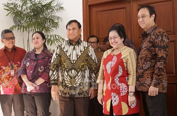 Ngeri! Strategi JK Mengejutkan, Megawati Bisa Tinggal Prabowo (Foto: JPNN.com/GenPI.co)