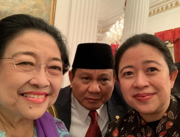 Survei Pilpres 2024: Tokoh Ini Melejit, Prabowo Top, Puan Rontok (Foto: Instagram/puanmaharani)