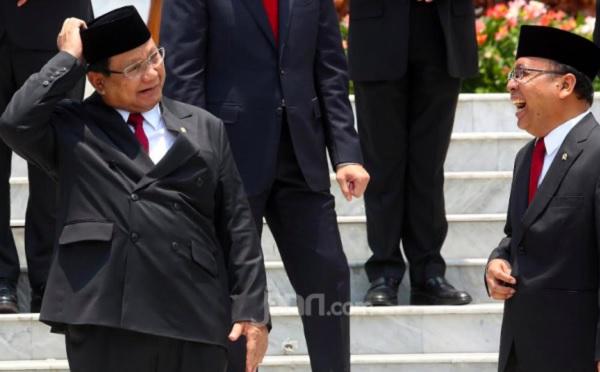 Jika Prabowo Subianto-Anies Baswedan Maju Pilpres 2024, Hasilnya (Foto: JPNN.com/GenPI.co)