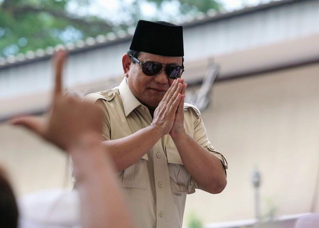 Mendadak Prabowo Subianto Mengejutkan Publik, Makin (Foto: Instagram/prabowo)
