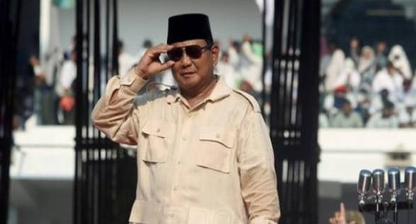 Rocky Gerung Skakmat Prabowo Subianto, Mengejutkan! (Foto: Instagram/prabowo)