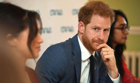Pangeran Harry. Foto: Daily Express