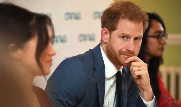 Pangeran Harry. Foto: Daily Express