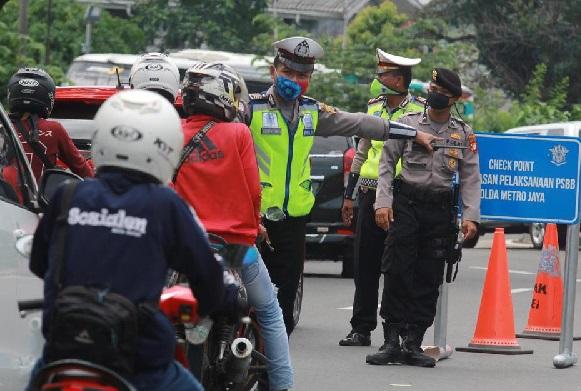 Bagai Bom Waktu, Virus Corona di Jakarta Kembali Meledak - ilustrasi (Foto: ANTARA)