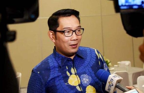 Gubernur Jawa Barat Ridwan Kamil (Foto: Pemprov Jabar)