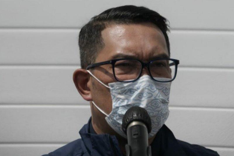 Gubernur Jawa Barat Ridwan Kamil. Foto: Dok. Humas Pemprov Jabar/Antara