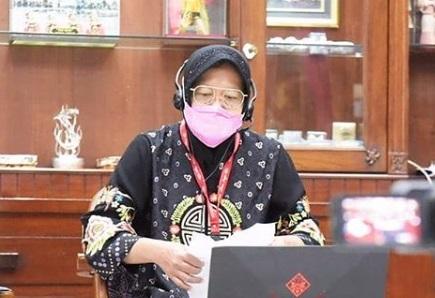 Pangdam Brawijaya Tegur Bu Risma: Jangan Banyak Drama (Foto: Instagram/tri.rismaharini)