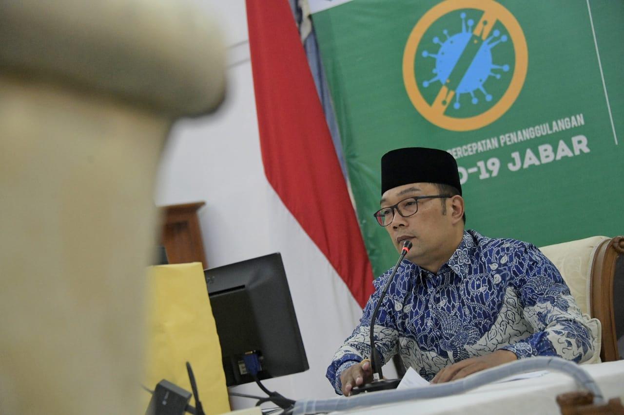 Gubernur Jawa Barat, Ridwan Kamil. Foto: Pipin/Humas Jabar