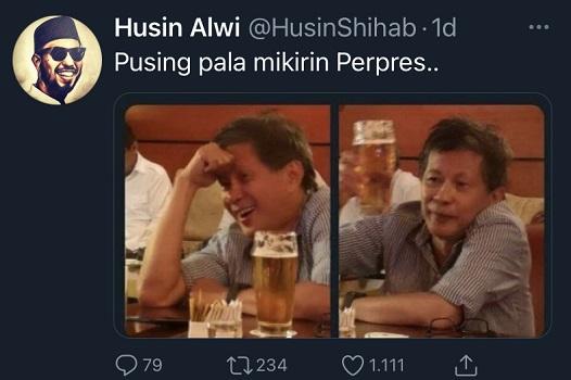 Ketua Cyber Indonesia Mendadak Pasang Foto Rocky Gerung, Skakmat!