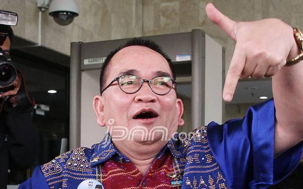 Ruhut Sitompul Mendadak Warning Anies Baswedan, Ngeri