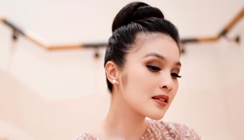 Sandra Dewi akui tak pernah mau pamer harta kekayaan (foto IG)