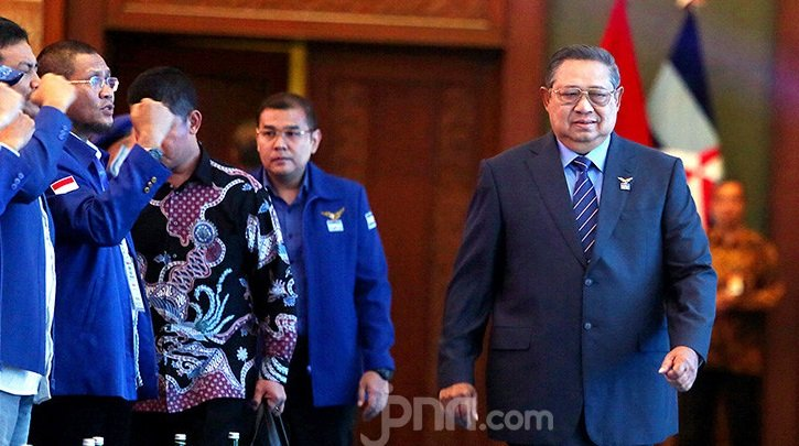 Analisis Pakar Hukum Top Bikin Melongo, Ini Nasib Partainya SBY (Foto: JPNN.com/GenPI.co)