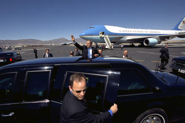 Secret Service Disegani, tapi Tetap Ambruk Saat Terpapar Corona