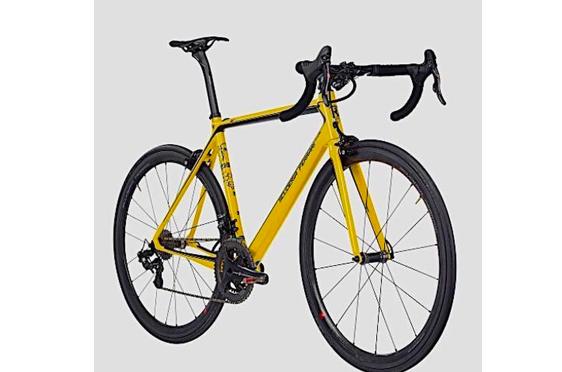 Ferrari Produksi Sepeda Seharga Mobil, Ini Spesifikasinya. Foto: Ferrari
