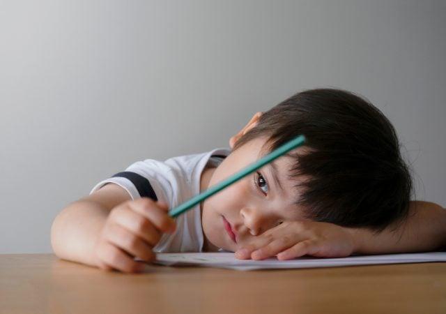 Bukan Hanya Orang Dewasa, Anak-Anak Juga Alami Stres Saat Pandemi