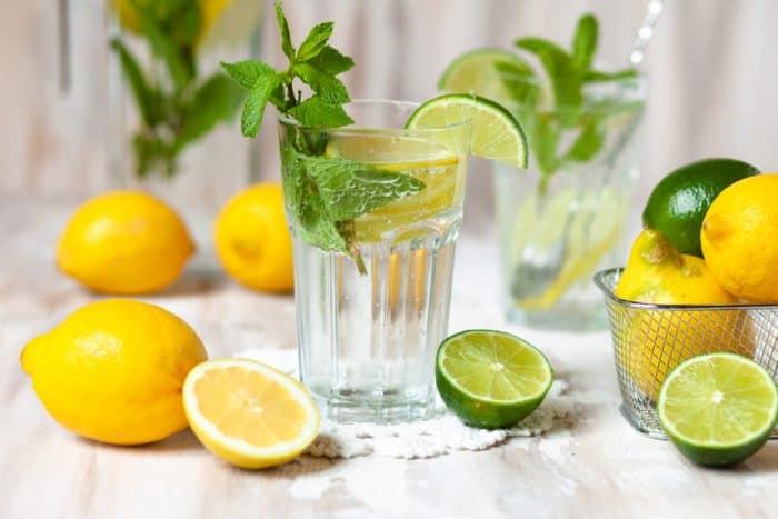 Air lemon. Foto: Shutterstock