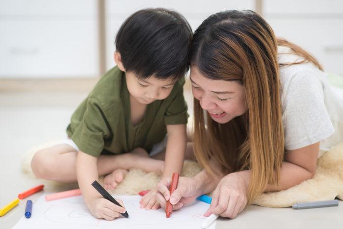 Cara Orang Tua Mencari Tahu Minat dan Bakat Anak. Foto: Shutterstock