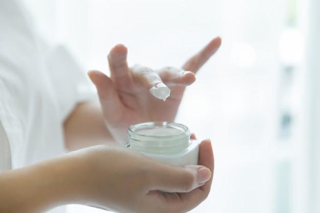 lsutrasi produk perawatan tubuh. Foto: Freepik