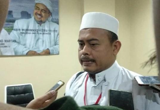 Suara Lantang Pentolan PA 212 Mengejutkan, Habib Rizieq Terpaksa