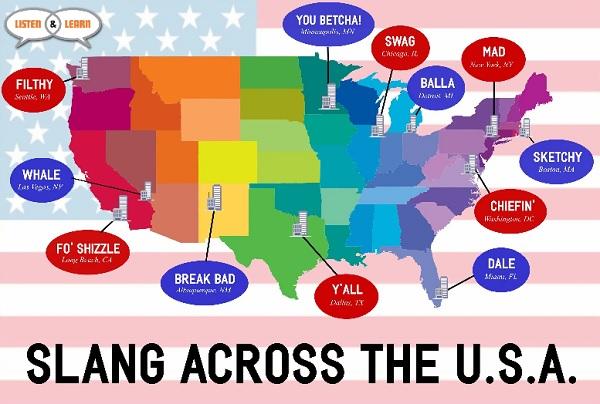 Slang Amerika dekade 1990-an (Foto: englishfuncast.com)