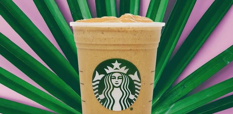 Varian rasa nabati Starbucks. Foto: PR Starbucks