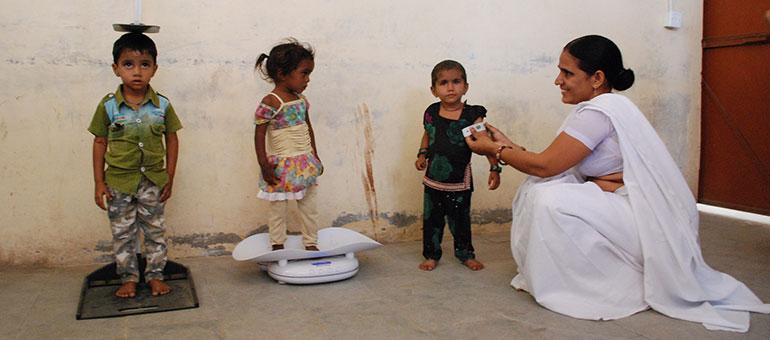 Ilustrasi anak stunting. Foto: gain health