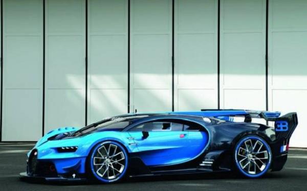 Bugatti La Voiture Noire. Foto: Instagram
