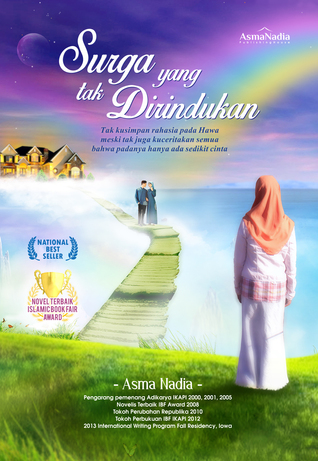 Surga yang Tak Dirindukan: Kisah Poligami yang Mengaduk Emosi. Foto: goodreads.com