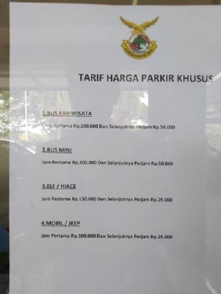 Ini Tarif Parkir Selangit di Bandara Malang, 1 Jam Rp 300 Ribu