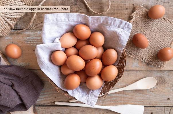 Perhatikan Hal Ini Sebelum Kamu Menyetok Telur
