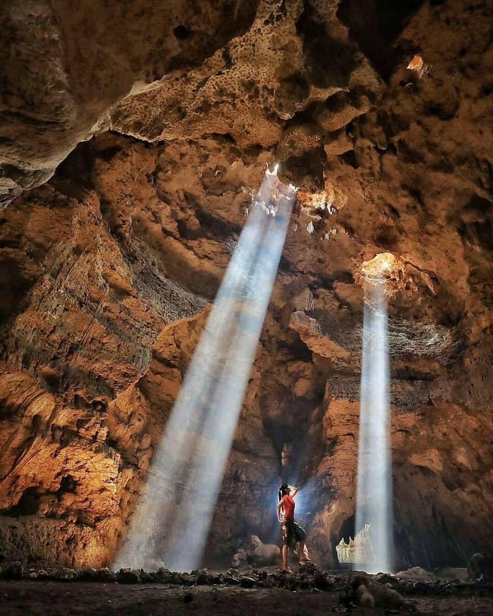 Jelajah Gua Terawang, Keindahan Alam yang Tersembunyi di Blora
