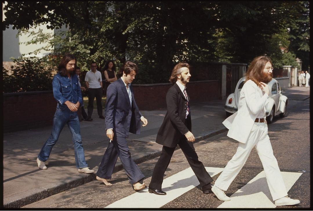 The Beatles. Foto: Instagram/@paulmccartney