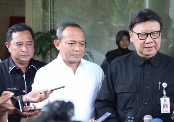 Tjahjo Kumolo Beber Tunjangan Pensiun ASN 2021, Bikin Melongo (Foto: Instagram/tjahjokumolo)