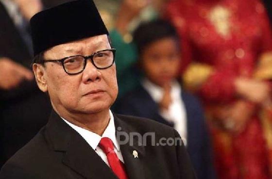 Pak Menteri Gerak Cepat Kaji Pembubaran 96 Lembaga/Komisi (Foto: doc: JPNN)