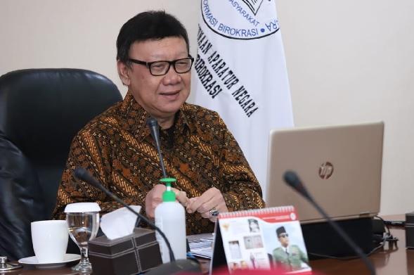 PNS dan PPPK Bisa Bernapas Lega, Ini Kata Pak Menteri (Foto: menpan.go.id)